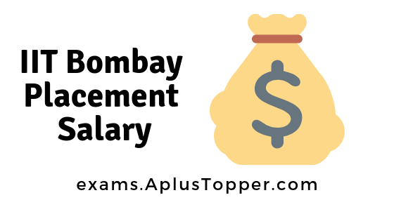 IIT Bombay Placement Salary