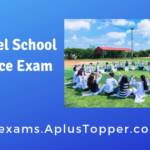 AP Model School Entrance Exam