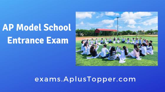 AP Model School Entrance Exam