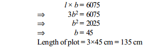 Area and Perimeter Questions for IBPS PO 5