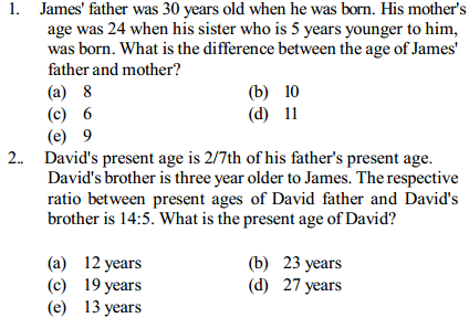 Average Questions for IBPS PO 4