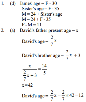 Average Questions for IBPS PO 5