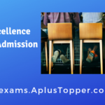 MP Excellence School Admission