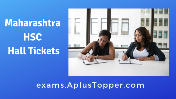 Maharashtra HSC Hall Tickets