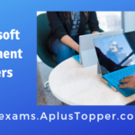 Microsoft Placement Papers