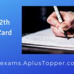 PSEB 12th Admit Card
