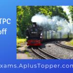 RRB NTPC Cut-off