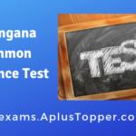 Telangana Common Entrance Test