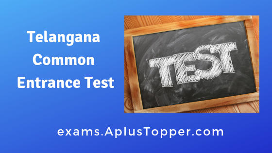 Telangana Common Entrance Test