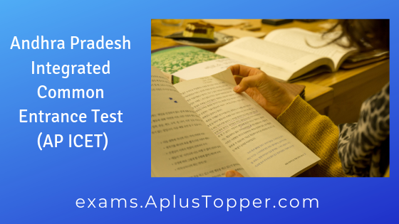 Andhra Pradesh Integrated Common Entrance Test