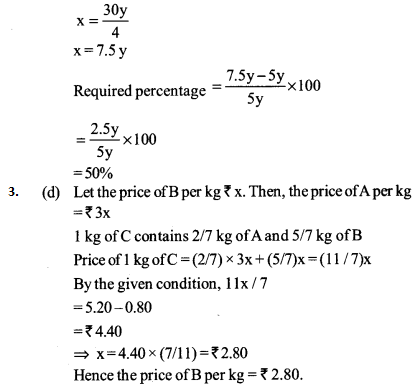 Profit and Loss Questions for IBPS PO 4