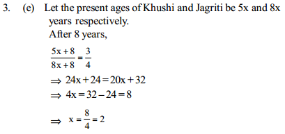 Ratio and Proportion Questions for IBPS PO 15