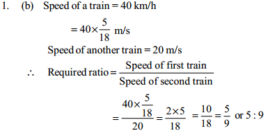 Time, Speed and Distance Questions for IBPS RRB 6