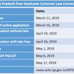 Andhra Pradesh Post Graduate Common Law Entrance Test