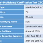 Computer Proficiency Certification Test (CPCT)