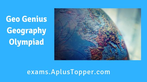 Geo Genius Geography Olympiad