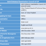 Joint Entrance Examination Council of UP