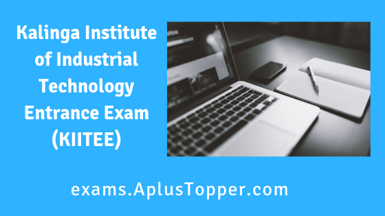Kalinga Institute of Industrial Technology Entrance Exam (KIITEE)
