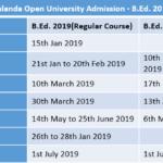 Nalanda Open University Admission