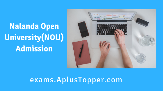 Nalanda Open University(NOU) Admission