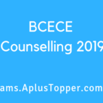 BCECE Counselling 2019