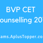 BVP CET Counselling 2019
