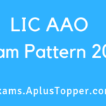 LIC AAO Exam Pattren