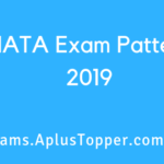 NATA Exam Pattern