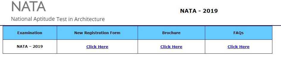 NATA Registration