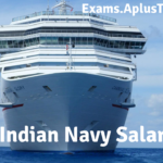 Indian Navy Salary