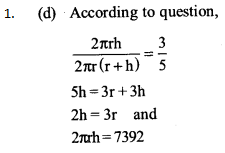 Area and Perimeter Questions for IBPS RRB 2