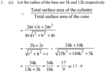 Area and Perimeter Questions for IBPS RRB 8