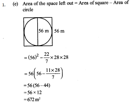 Area and Perimeter Questions for SBI PO 3
