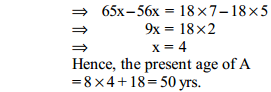 Equations and Inequations Questions for SBI Clerk 3