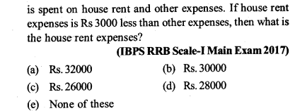 Percentage Questions for IBPS RRB 26