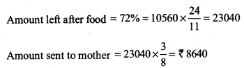 Percentage Questions for SBI PO 19