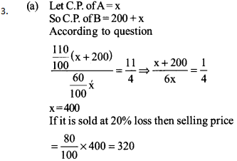 Profit and Loss Questions for IBPS RRB 5