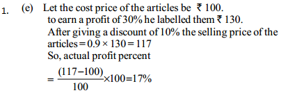 Profit and Loss Questions for IBPS RRB 8