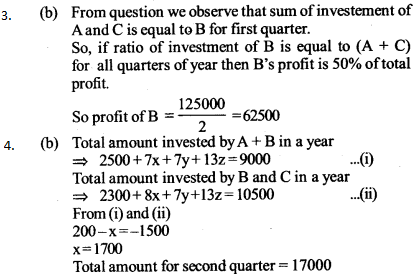 Ratio and Proportion Questions for SBI PO 19