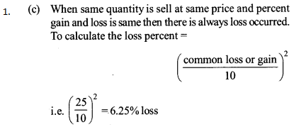 Ratio and Proportion Questions for SBI PO 3