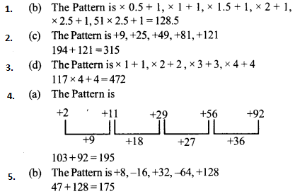 Series Questions for SBI PO 3