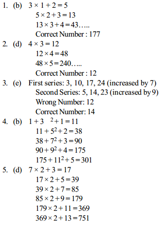 Series Questions for SBI PO 5