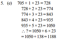 Series Questions for SBI PO 9